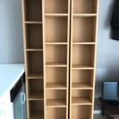 ブックシェルフ  本棚  スライド本棚