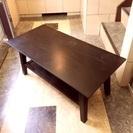 高級感でオシャレなローテーブル!