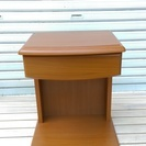 フランスベッド NT20-01 ナイトテーブル