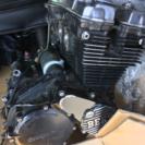CBX400Fエンジン