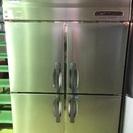 業務用冷凍冷蔵庫4面