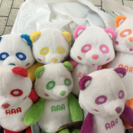 AAAキャラクターマスコットえ〜パンダ(7カラー)