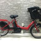 高年式 新基準 電動自転車 ヤマハ パスkiss mini 8.7...