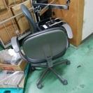 【オフィスチェア】3脚UCHIDA2脚キズありますがまだまだいけます。