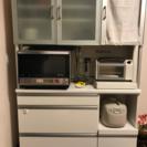 幅120㎝ 食器棚