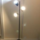 ステンレス製照明スタンド