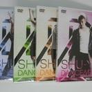 ■新品未開封■SHU-YA DANCENESS DVD■全4枚セット