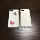 iPhone7カバー2個セット