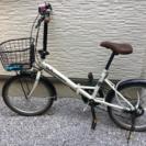 フォルクスワーゲン[Volkswagen]折りたたみ自転車