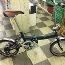 [4110]ROVER ローバー 折りたたみ自転車 16インチ 外...