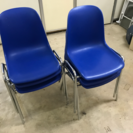 椅子綺麗、1個500円