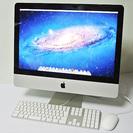 値下げ iMac A1311 MC309J/A マック 21.5型...