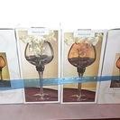 大きな ワイングラス キャンドルホルダー? 2万以上