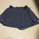 スカート (中はパンツ)  L