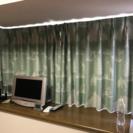 【北欧】出窓用カーテン