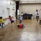 1才~6才の子供たちが長く通っているリトミックサークルです♪