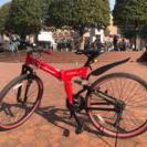 ☆ランボルギーニ折りたたみ自転車☆