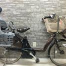 新基準 電動自転車 ヤマハ パスリトルモア 6Ah(リチウム) 綺麗