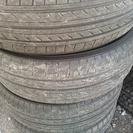 工賃のみ!タイヤ無料で差し上げます。185/60R15 ヨコハマブ...