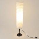 い和風スタンドライト(IKEA HOLMO 和風 フロアランプ 電...