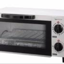 【新品】コイズミ オーブントースター KOS-1012/W
