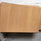 カラーボックス(三段ボックス)