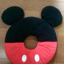 ディズニー ミッキーの座布団ドーナツ