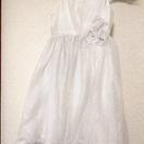 H&M ドレス(120)ベージュ