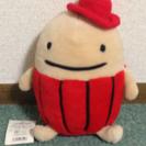 セントレアのオリジナルキャラクター【のなぞの旅人フー】ぬいぐるみ ...