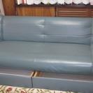 高品質 ソファベッド 2~3人用