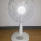 扇風機(タッチ式 最大高さ約80㎝...