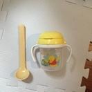 テテオマグと離乳食調理スプーン