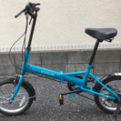 SHIMANO折り畳み自転車