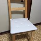 IKEA 椅子【2年位使用】