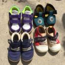 14センチ靴