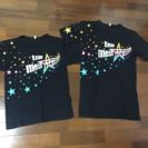 浜崎あゆみ ネクレベツアーTシャツ