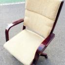 【取引完了】カリモク デスクチェア 書斎椅子 役員椅子