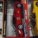 ミニカー 1/18 Ferarriなどを3台
