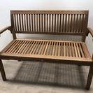 041401 おしゃれ!木製ベンチ♪