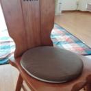 ダイニングチェアー 椅子四脚