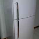 ハイアール2ドア冷蔵庫