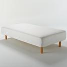 無料で無印良品 シングルベッド譲ります