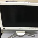 シャープテレビ  20型