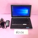爆速SSD/ DELL Latitude E6320 / Core...