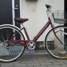 ♪ジモティー特価♪官庁払い下げリサイクル自転車 27型オートライト...
