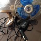 車用  扇風機