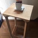 手作り 飾り棚 テーブル