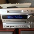 オンキョー CDコンポ スピーカー