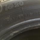 205/65R16 2本 中古