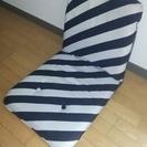 もたれ椅子(展開サイズ幅500×長さ1050   折り曲げ時高4...